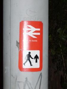 Run this way!